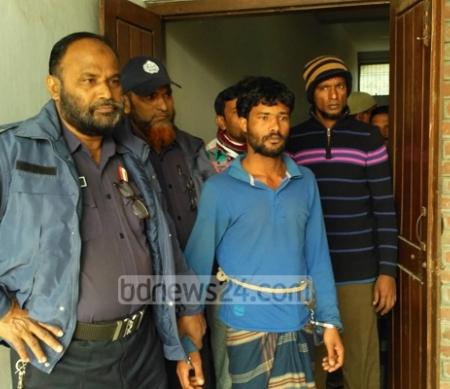 Rasraj Das op borgtocht vrij © BDNews24.com