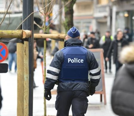 Etnisch profileren bij de politie ©Belga