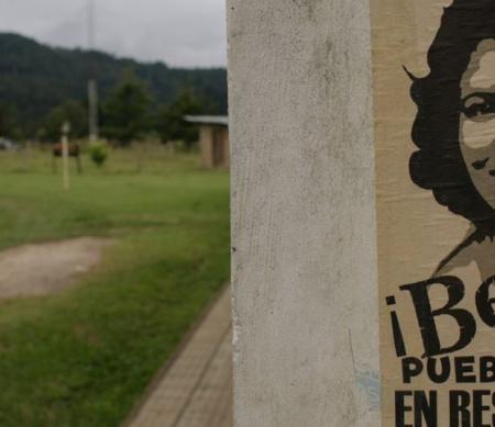 Honduras: aanhouding in onderzoek naar moord op Berta Caceres