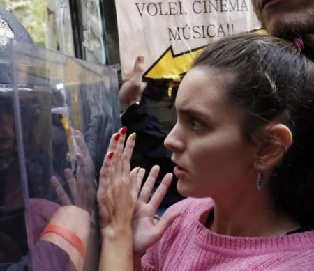 Catalonië en Spanje – politiegeweld en vrijlating burgeractivisten