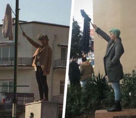 Gevangenisstraf dreigt voor Iraanse vrouwen zonder hoofddoek