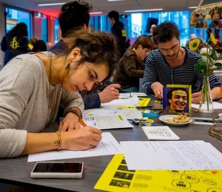 Schrijfmarathon: Organiseer je eigen Schrijfactie in december!