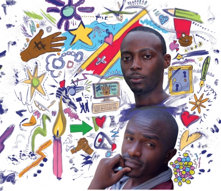 Fred Bauma en Yves Makwambala zijn vrij