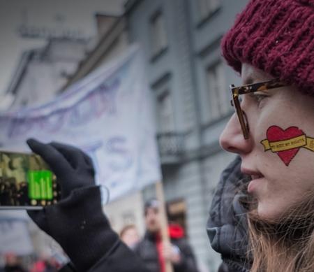 Polen: recht om vreedzaam te demonstreren zwaar onder druk