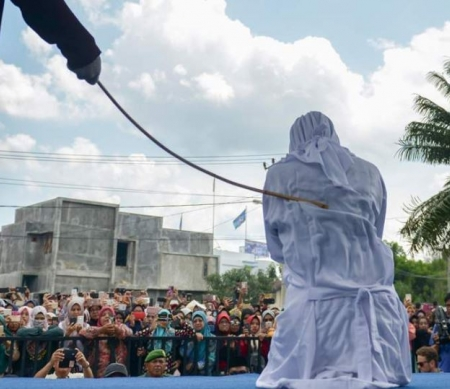 Indonesië: stokslagen zijn uiterst gruwelijk