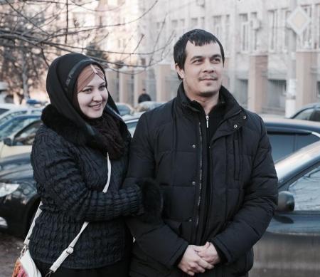 Oekraïne: Op de Krim wonende advocaat vrijgelaten, maar nog altijd bedreigd © Anton Naumluk