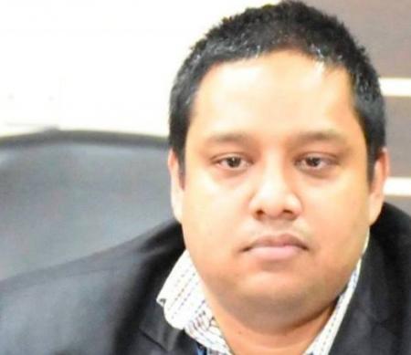 Bangladesh: vermiste professor Hasan weer terecht foto: twitter