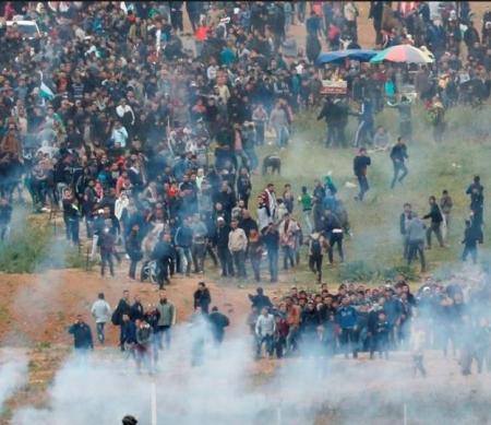 Israël: ernstig gewonde Palestijnse journalist krijgt medische zorg