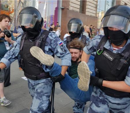 Oleg Kozlovsky/Amnesty International