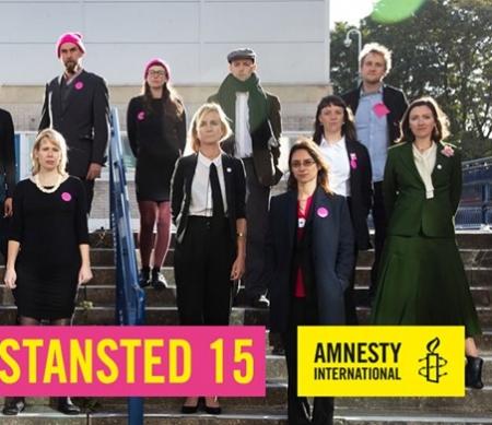 Amnesty UK KRISTIAN BUUS