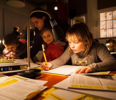 Schrijfmarathon 2015: briefschrijvers veranderen mensenlevens