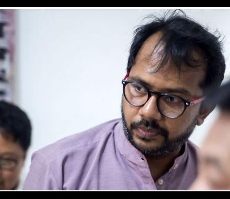 mensenrechtenactivist Haris Azhar © ANTARA/Widodo S. Jusuf / Tempo.co