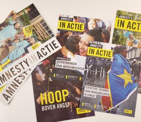 Amnesty in Actie