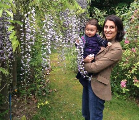 Brits-Iraanse gevangene mag dochter niet meer zien