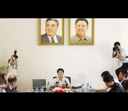 Zuid-Koreaanse student - Joo Won-moon