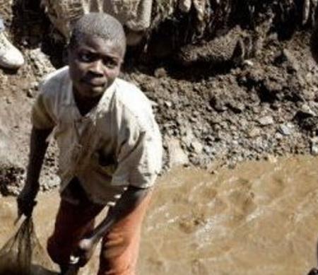 DRC: bedrijven doen te weinig tegen kinderarbeid in kobaltwinning