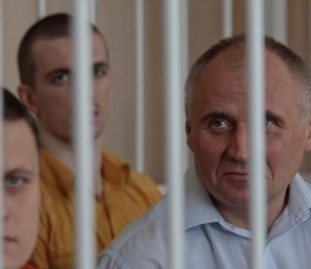 Mikalai Statkevich © RFE/RL (Svaboda.org)