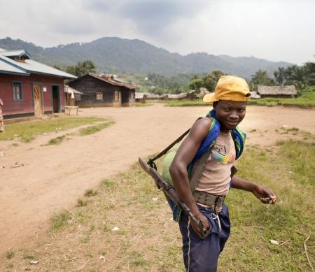 Noord-Kivu, 10 januari 2012 © Blattman