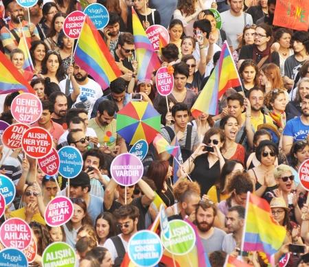 Holebi's en transgenders in Europa