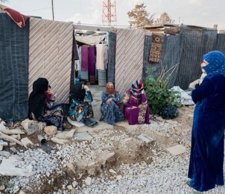 Syrische vrouwen in Libanon slachtoffer van seksueel geweld