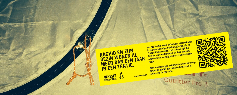 Amnesty Actie Dranouter