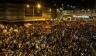 Betogers in het centrum van Hong Kong © Chris McGrath/Getty