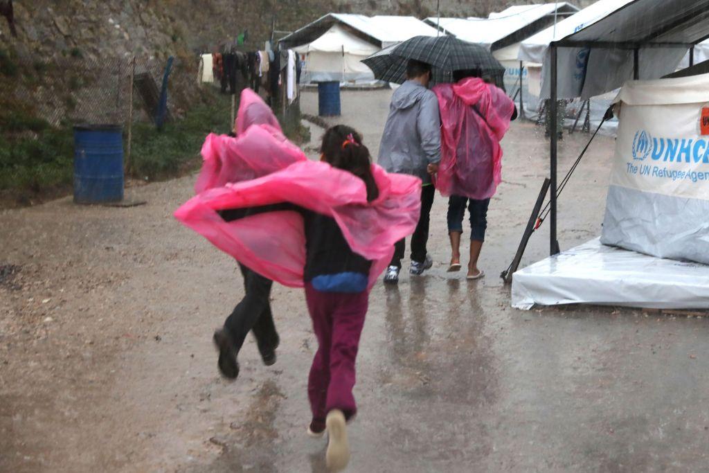 Souda kamp © Giorgos Moutafis/Amnesty International