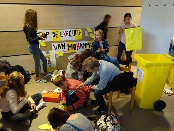 ©Jan Van Ruusbroeckcollege, Laken