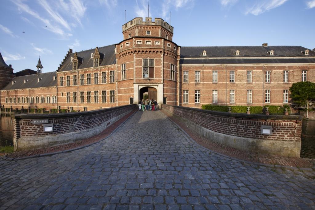 Gevangenis Hoogstraten (c) Alex Deyaert