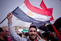 protest Tahirplein Egypte